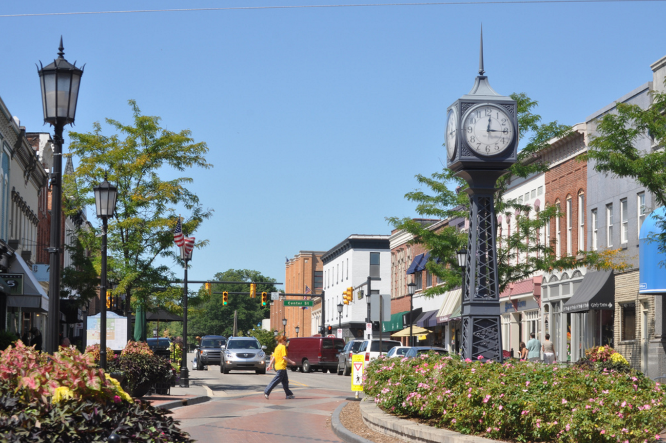 downtown northville